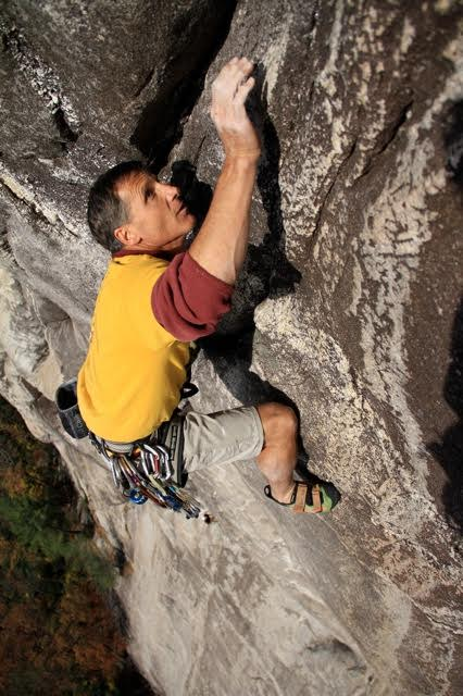 arno climbing